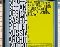 AMG Architects Identity