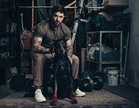Man's best friend | Portrait Photography | 2018