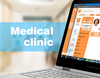 Medical clinic || Usecases, UX, UI