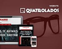 Quatro Lados | Site
