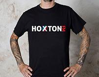 HOXTON radio logo redesign