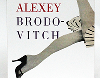 Alexey Brodovitch Book