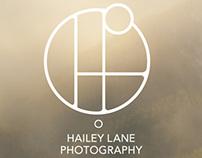 Hailey Lane Photography Visual Identity