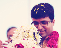 Anjali & Ankit - The Temple Ceremony