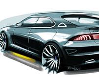 SAAB X9 Concept