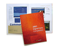 Digital Arts Competition Brochure