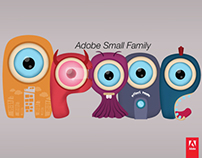 Adobe Small Family Icon redesign