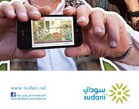Sudani Telecom Ad - Concept 2