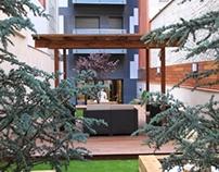 Edifici d'Apartaments a Barcelona