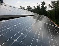 10MWp solar park in Adiyaman Turkey #SUNELENERJI