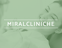 MiralCliniche WebSite
