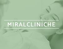 MiralCliniche WebSite