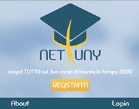 Netuny: logo + sito web
