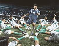 Soccer, Dogs, Birthday