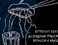 Szvupp Pojátri - Összegyűlölt verseim