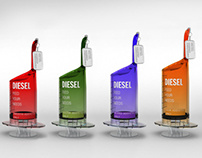 Diesel Feed your Needs (L'oreal Brandstorm)