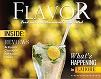 Flavor Magazine - Sept 2012 Issue