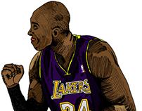 Illustrations NBA