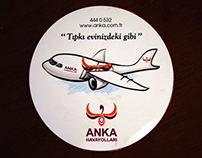 ANKA AIRLINES - brand identity