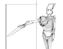 дайте мне мой меч