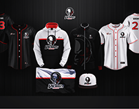 Team Packages - apparel, jersey, flag & logo designs