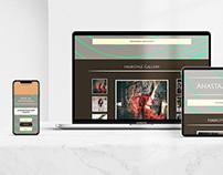 Website design for a Hair Dresser