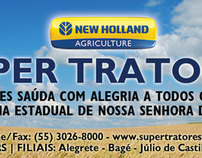 Super Tratores - Print Ads
