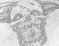 Shirts - hornedskull/dagger