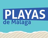 Playas de Málaga iOS App
