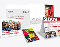 ACTION AID Direct Mail for Christmas period