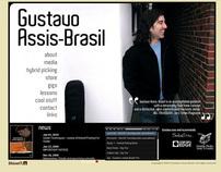 Gustavo Assis-Brasil website