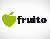 Fruito Logo design