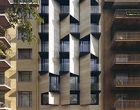 Ismael 312 Apart Hotel by Estudio Larrain