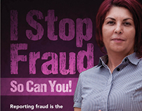 Fraud Posters 2012