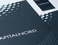 Corporate Identity / graphic design CAPITALNORD S.r.l.