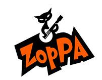 ZopPA Branding Logo Design