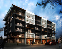 Residence building - Turkey