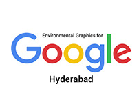 Google Hyderabad - Environmental Graphics