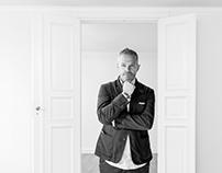Portrait   Tyler Brûlé - Editor of Monocle Magazine