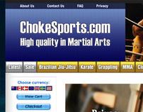Choke sports