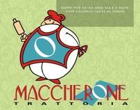 Maccherone Trattoria - Menu