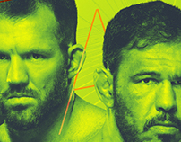 UFC - Fight Night Sao Paulo (Concept)
