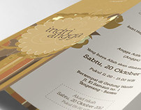 Wedding Invitation - Indri & Angga