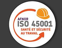 ISO 45001 new logo
