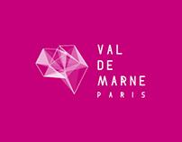 Val de Marne - Marque de territoire