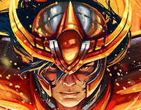 Saint Seiya - Ikki Phoenix