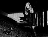 Portrait of model Wera from Rebel Models Agency
