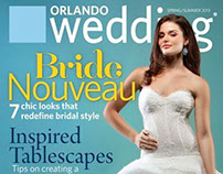 Orlando Wedding Magazine Spring/Summer 2013