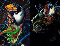 Venom, Pepsicards Tribute