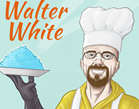 The Wonderful Cuisine of Walter White